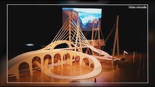 Visite virtuelle I Découvrez le Forum Art et Architecture des Ulis en vidéo