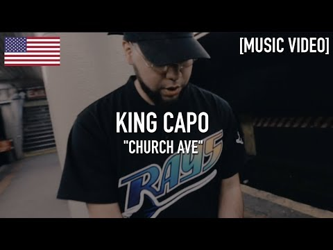 King Capo - Church Ave ( Prod. By Noise System ) [ Music Video ]