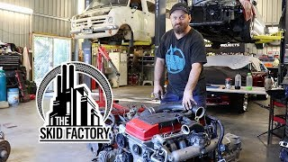 THE SKID FACTORY - Barra Powered Bedford Van [EP1]