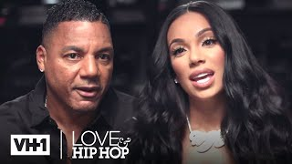 Cast Reacts: Erica and Rich in the Studio 🎶  Love & Hip Hop: New York