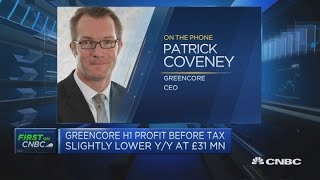 Greencore has been hit hard by Covid-19, CEO says