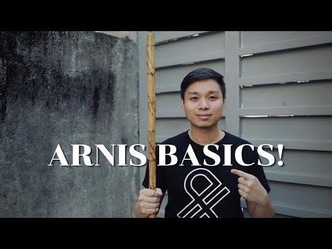ARNIS BASICS!