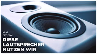 Diese Lautsprecher nutzen wir! | Home Edition | 2020