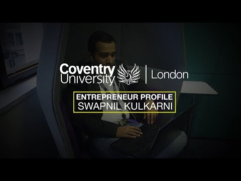 Coventry University London: Enterprise - Indian Movie Friend