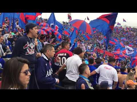 """""""Entrada Los de Abajo / U. De Chile v/s U. Católica"""" Barra: Los de Abajo • Club: Universidad de Chile - La U"""