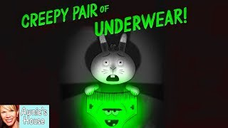 📚 Kids Book Read Aloud: CREEPY PAIR OF UNDERWEAR by Aaron Reynolds and Peter Brown