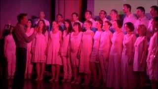 Weus'd a Herz hast wia a Bergwerk - Choriosum (Rainhard Fendrich) A capella, Chor