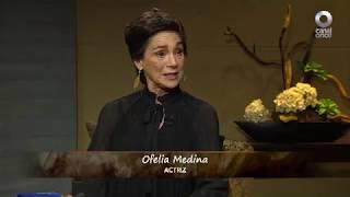 Conversando con Cristina Pacheco - Ofelia Medina