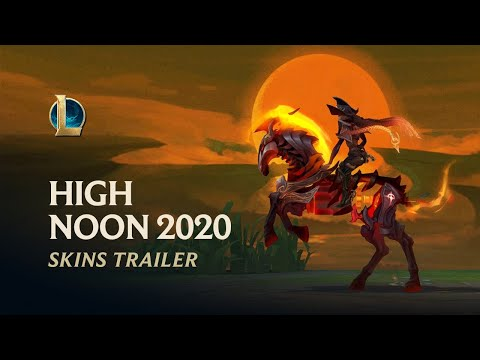 High Noon 2020: Face Your Demons | Official Skins Trailer – League of Legends