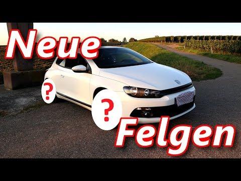 Die Neuen Felgen sind da  | VW Scirocco mk3