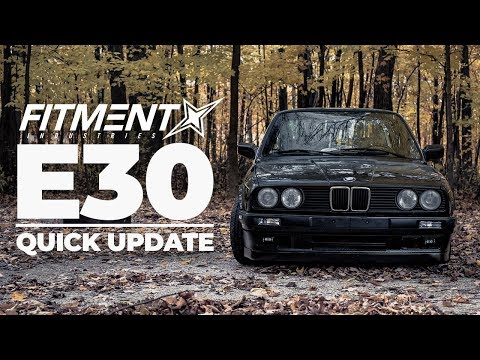 BMW E30 | Current Status
