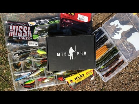 Mystery Tackle Box vs. Entire Bass Fishing Arsensal 1v1 Challenge!!! (March 2016)