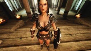 LYDIA'S RACK: Skyrim Playthrough with Mods: Ch1 Ep3