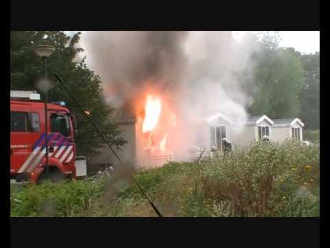 Uitslaande woningbrand - De Hoef in Sint Anthonis