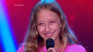 Laura cantó Brindis de Afo Verde – LVK Col – Audiciones a ciegas – Cap. 8 – T2