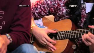 Sheryl Sheinafia Dan Boy William - Lapang Dada ( Sheila On 7 Cover )
