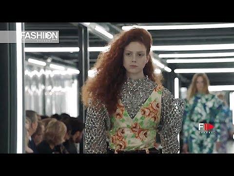 LOUIS VUITTON Spring Summer 2019 Paris - Fashion Channel