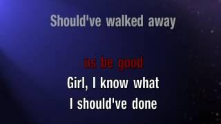 Anthony Hamilton Pray For Me (Karaoke)