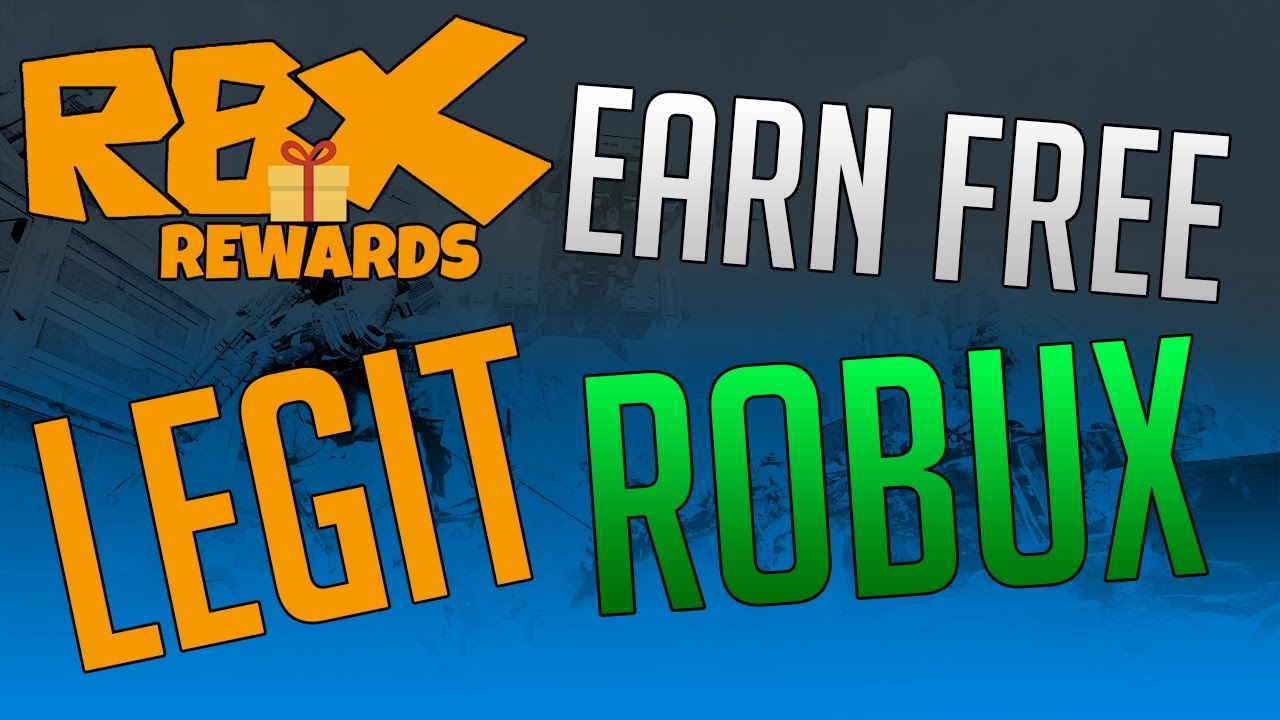 How I Get Free Robux Rbxrewards Ezy Roblox 1k Download Youtube Thumbnail