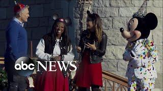 Mickeys Worldwide Birthday Bash: Disney Superfan Makes It To Walt Disney World