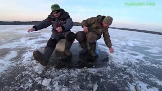 Ловля леща в челябинской области зимой
