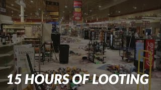 Philadelphia ShopRite looted for 15 hours straight, owner says