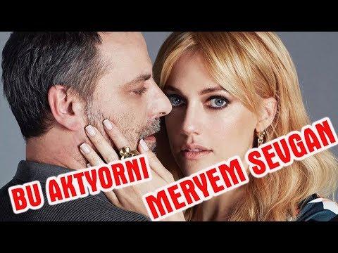 """Meryem Uzerli """"Muhtasham yuz yil"""" serialida kimni sevib qolgan? Sultoni emas!"""