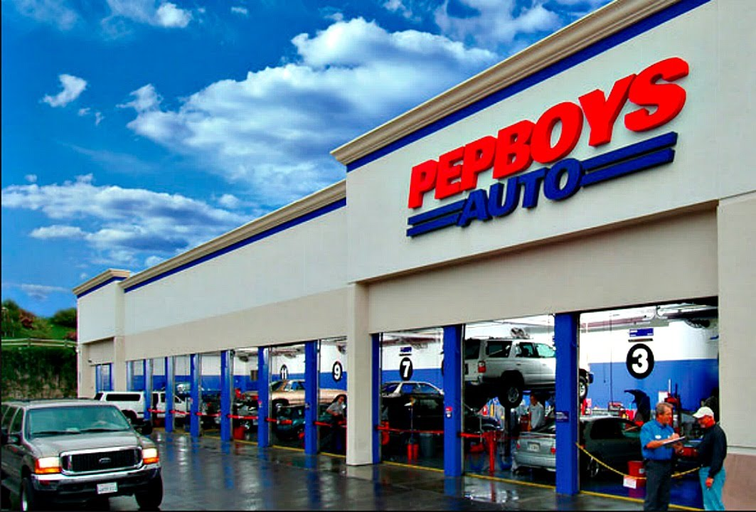 The Pep Boys: Manny, Moe & Jack (branded and commonly abbreviated as Pep Boys) is an American automotive aftermarket retail and service chain. They are referred to as the