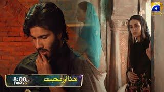 Feroze Khan & Iqra aziz Drama Serial Khuda Aur Muhabbat Episode 19 Teaser Promo Review Mahi & Farhad