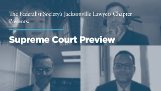 Click to play: 2021 Supreme Court Preview