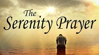 Serenity Prayer- God Grant Me the Serenity (Spoken Audio for Meditation)