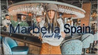TRAVEL VLOG: Incredible Marbella Spain !!