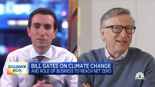 Bill Gates on the risks of climate change and corporate responsibility