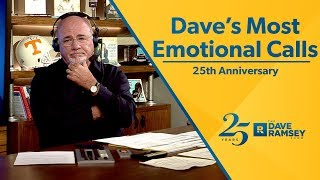Dave's Most Emotional Calls - 25th Anniversary
