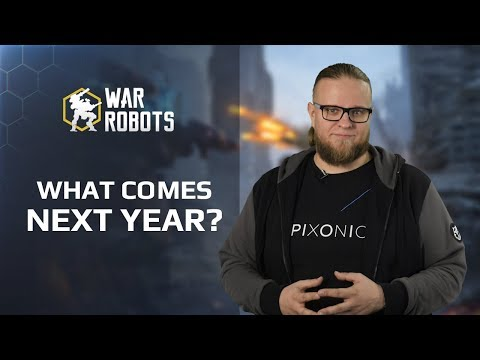 War Robots Future | Plans For 2019 Discussed By War Robots Producer