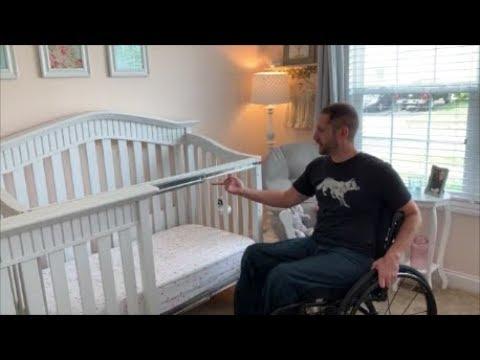 Wheelchair Accessible Crib