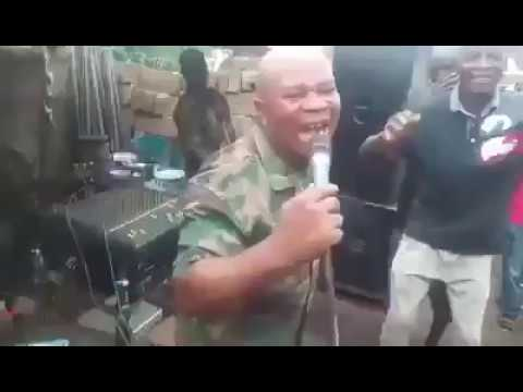 Nigerian Army  Singing Highlife