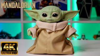 Star Wars The Child Animatronic Edition aka Baby Yoda Grogu aus The Mandalorian - Unboxing & Review