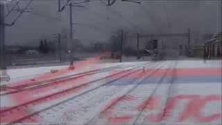 Снежные рейды Сапсана