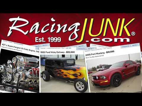 What is RacingJunk?