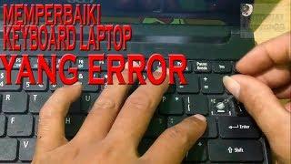 Cara - memperbaiki - keyboard - laptop - yang - Error / keyboard not working