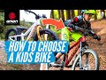 How To Choose A Kids Mountain Bike | Tips For Buying The Right Kids Bike