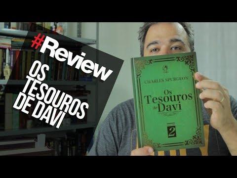 OS TESOUROS DE DAVI - REVIEW