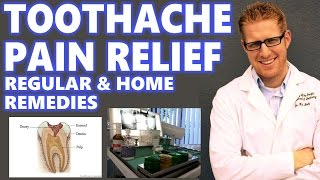 Home Remedies for Toothache: Tooth Abscess. My Pain Relief Remedy Hacks Infection Cause Oil Hurt Bad