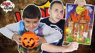 """В Ярика вселился дух! Папа Роб играет в """"Дом с привидениями""""!"""