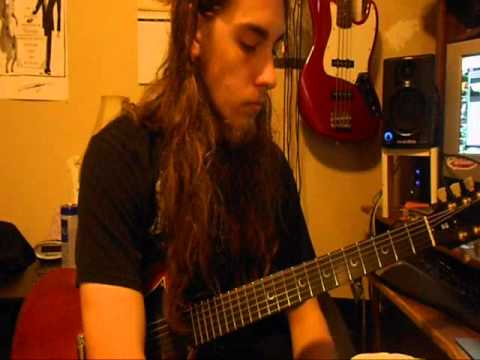 Mortal Plague - Misanthropic Enlightenment guitar 1