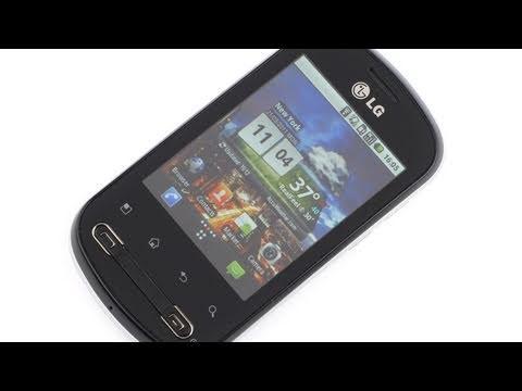 LG Optimus Me P350 Review
