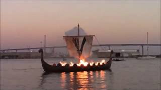 'Vikings' Funeral - Comic Con 2017