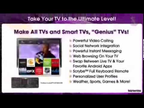 Divorce Your Cable With Triniti Comm Lightning!
