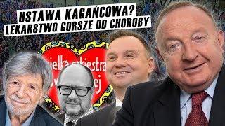 Stanisław Michalkiewicz o marszu tysiąca tóg, finale WOŚP i liturgiach gdańskich